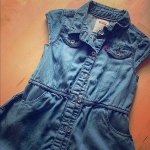 Levi's Jean Dress & Jeans for Baby 18-24 mos💥💥